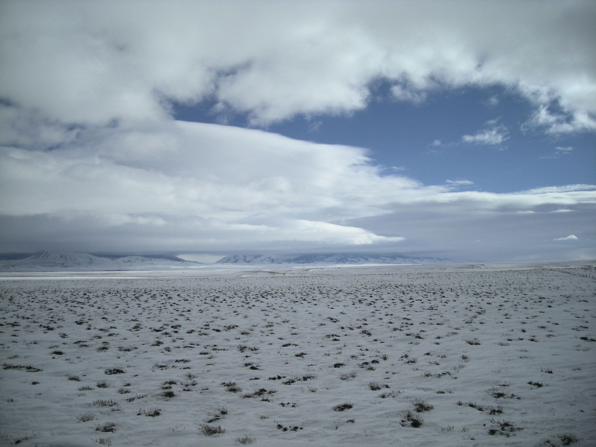 Photo: Medicine Bow Range, Wyoming
