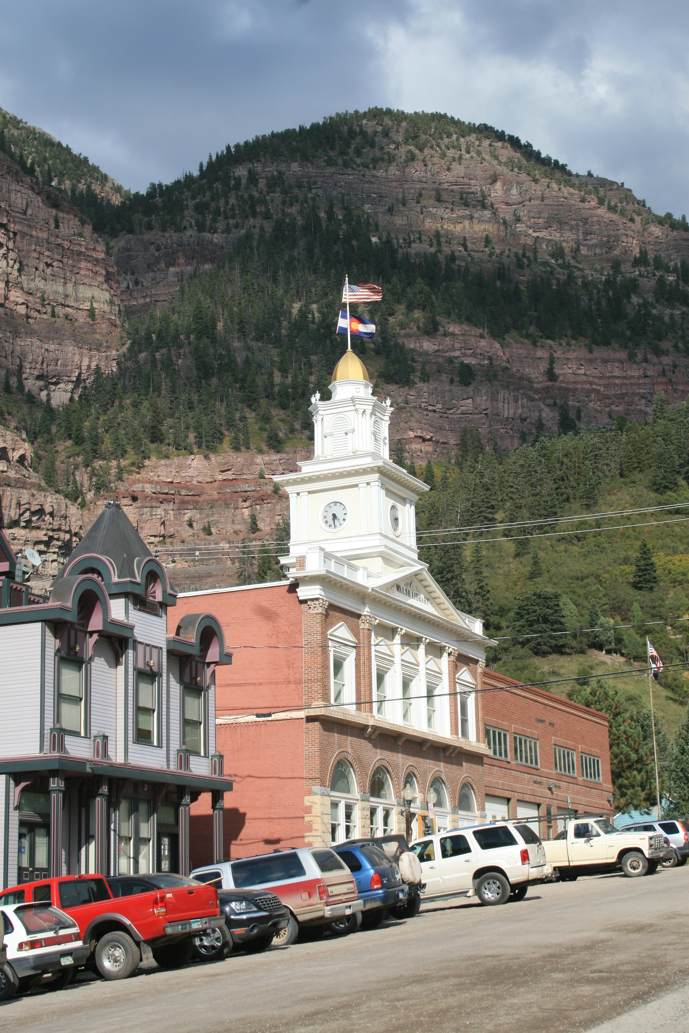 Ouray City Hall, Ouray, Colo