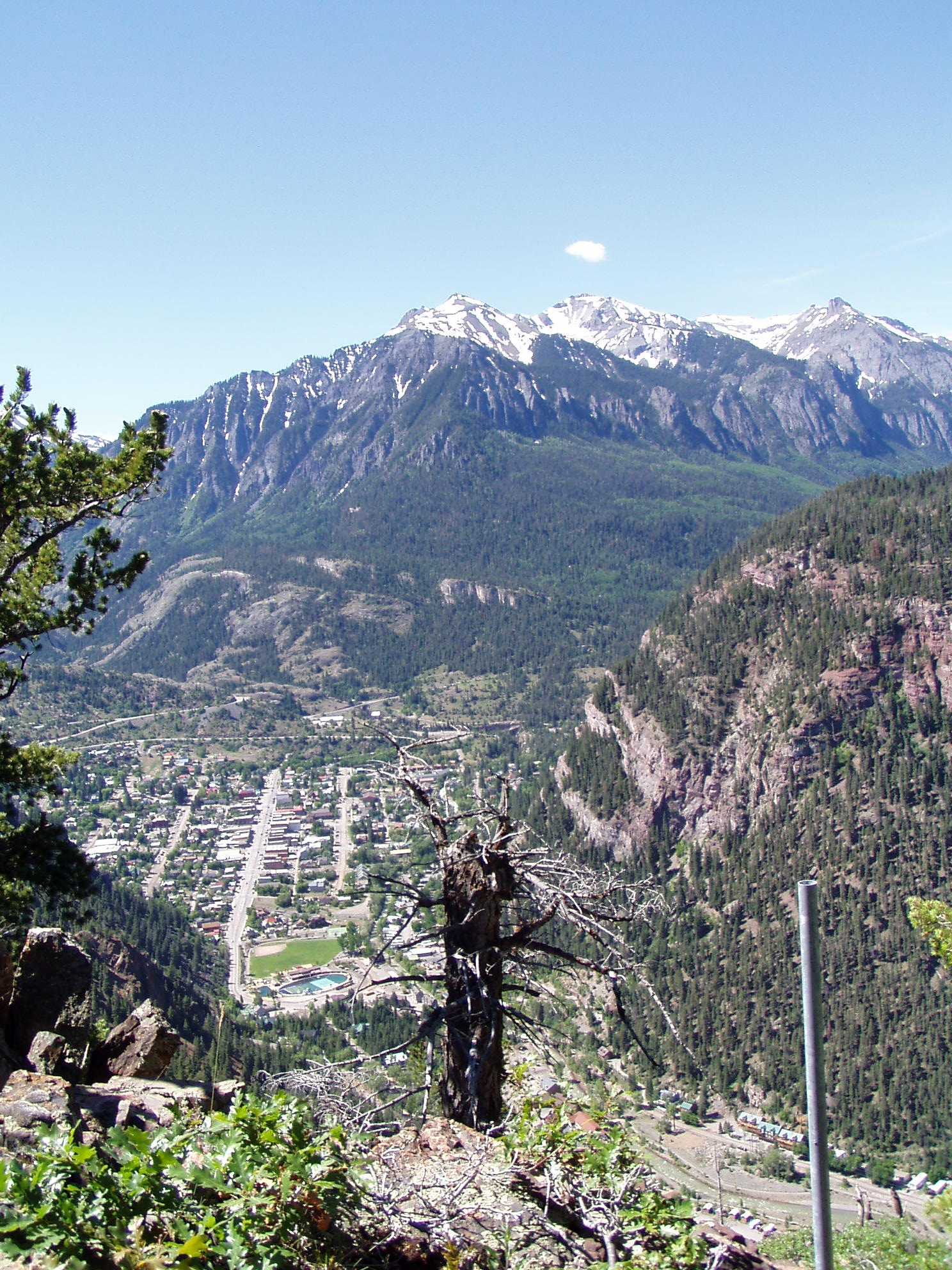 Clone of Photo: Broadcast site Ouray