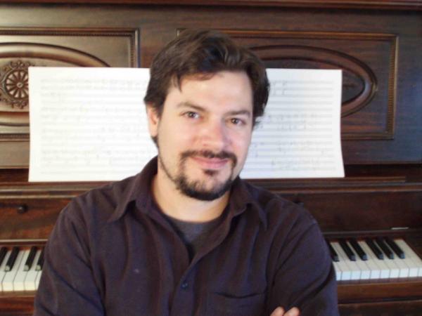 Photo: Carter Pann, composer