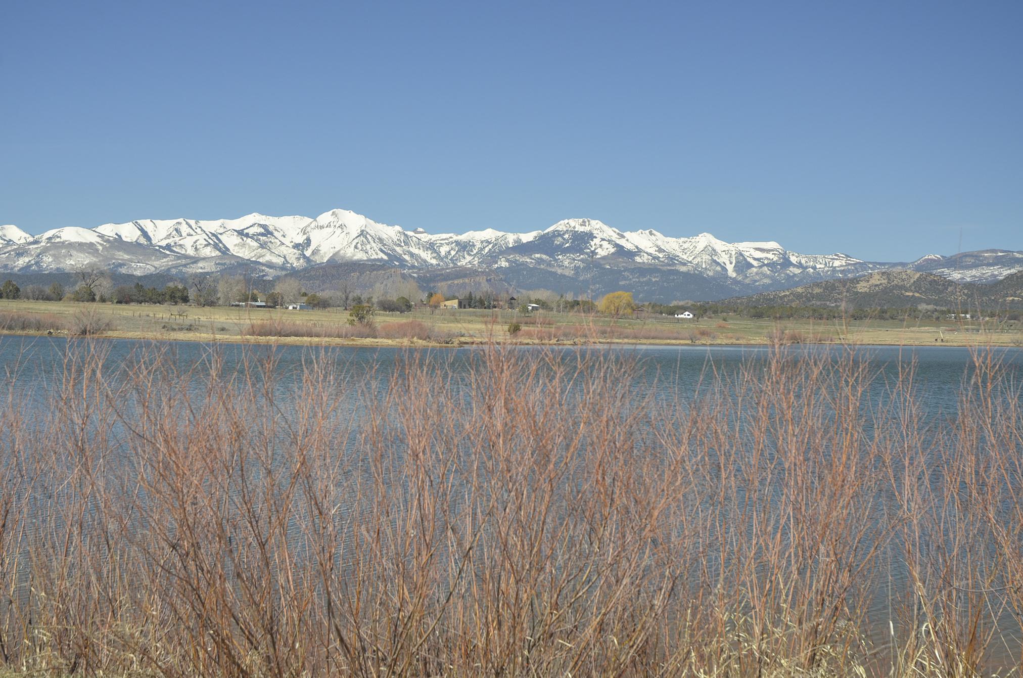 Photo: Pastorius Reservoir