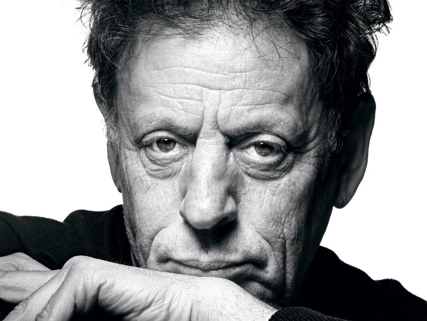 Photo: Philip Glass