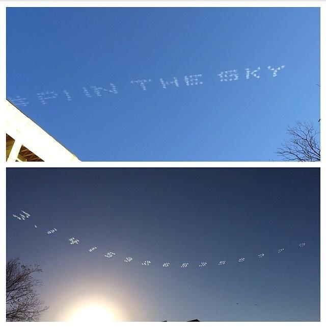 photo: Alisha Day Three at SXSW pi in the sky