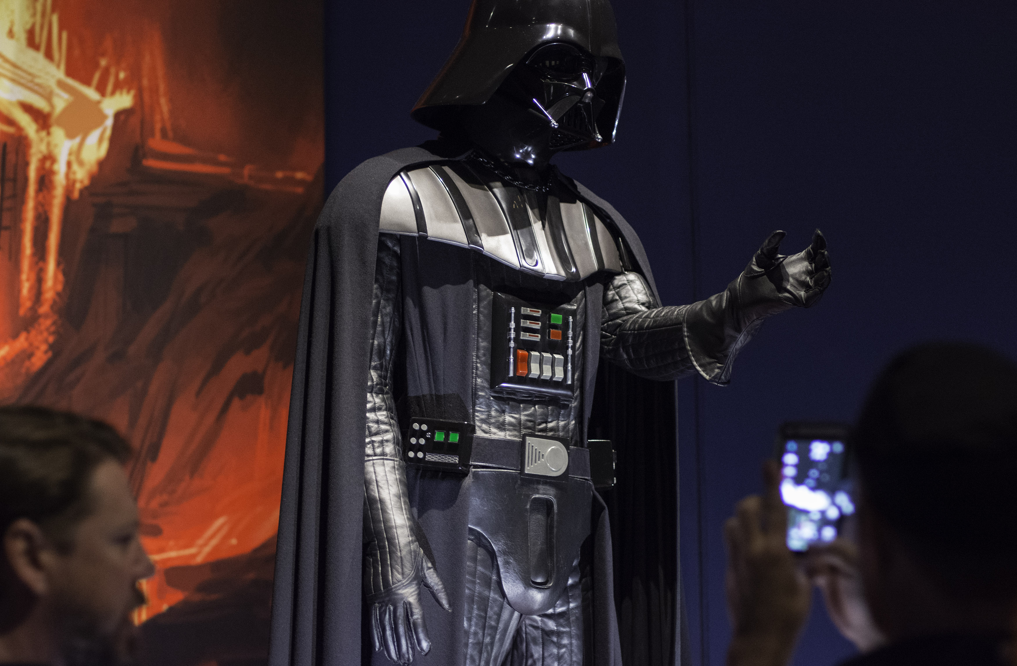 Photo: DAM Star Wars 2 | Darth Vader