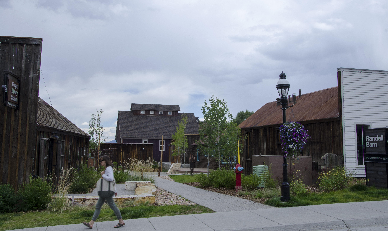 Photo: Breck arts campus