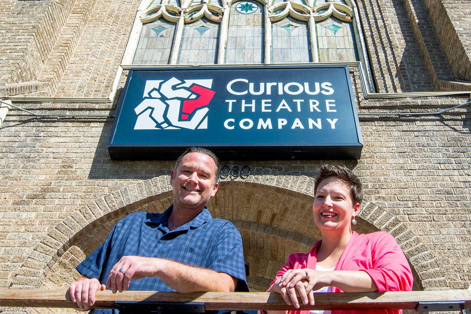 Photo: Curious Theatre 20 1 | Exterior - CJones