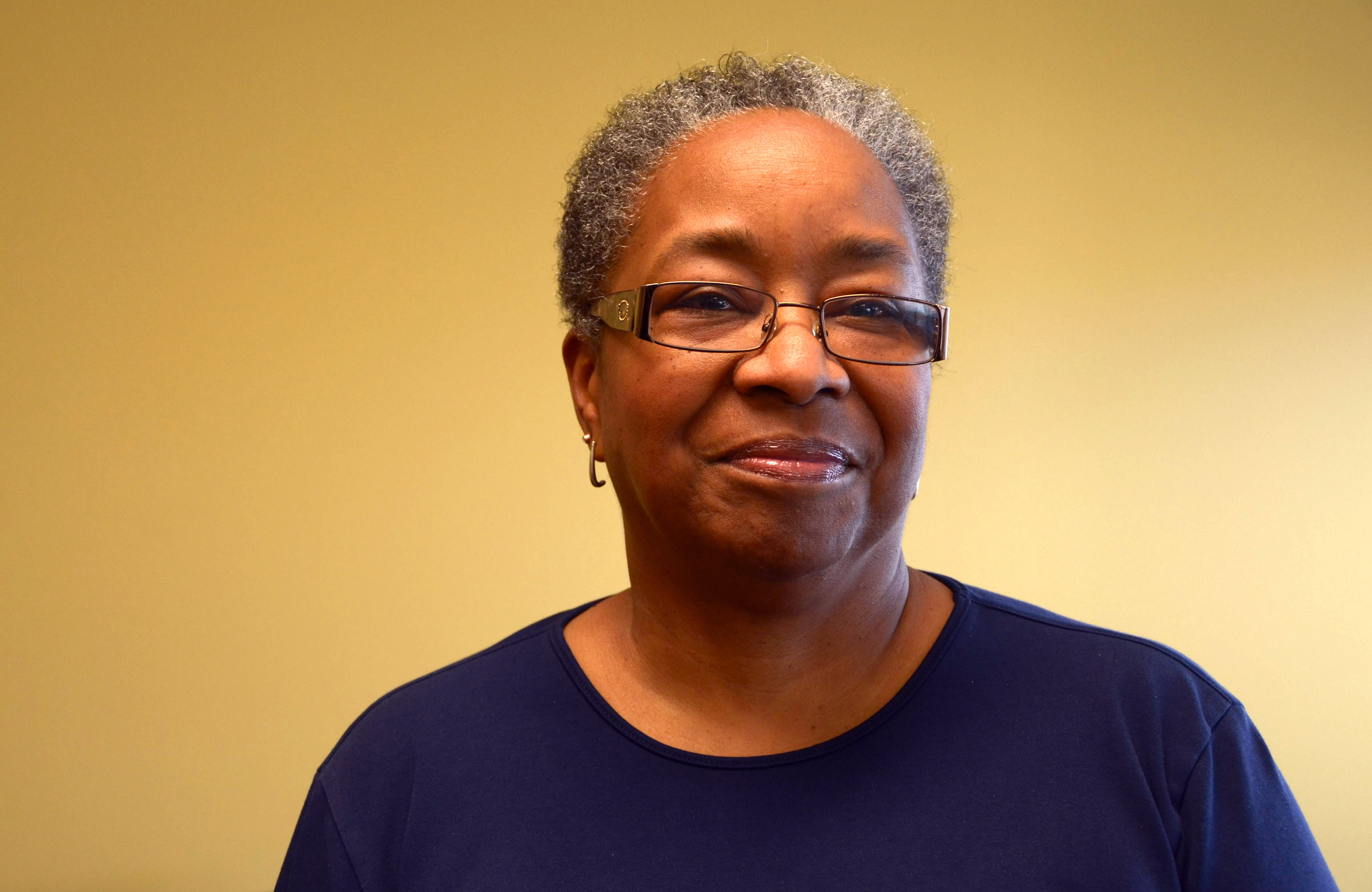 Photo: Daphne Rice-Allen of the Black American West Museum