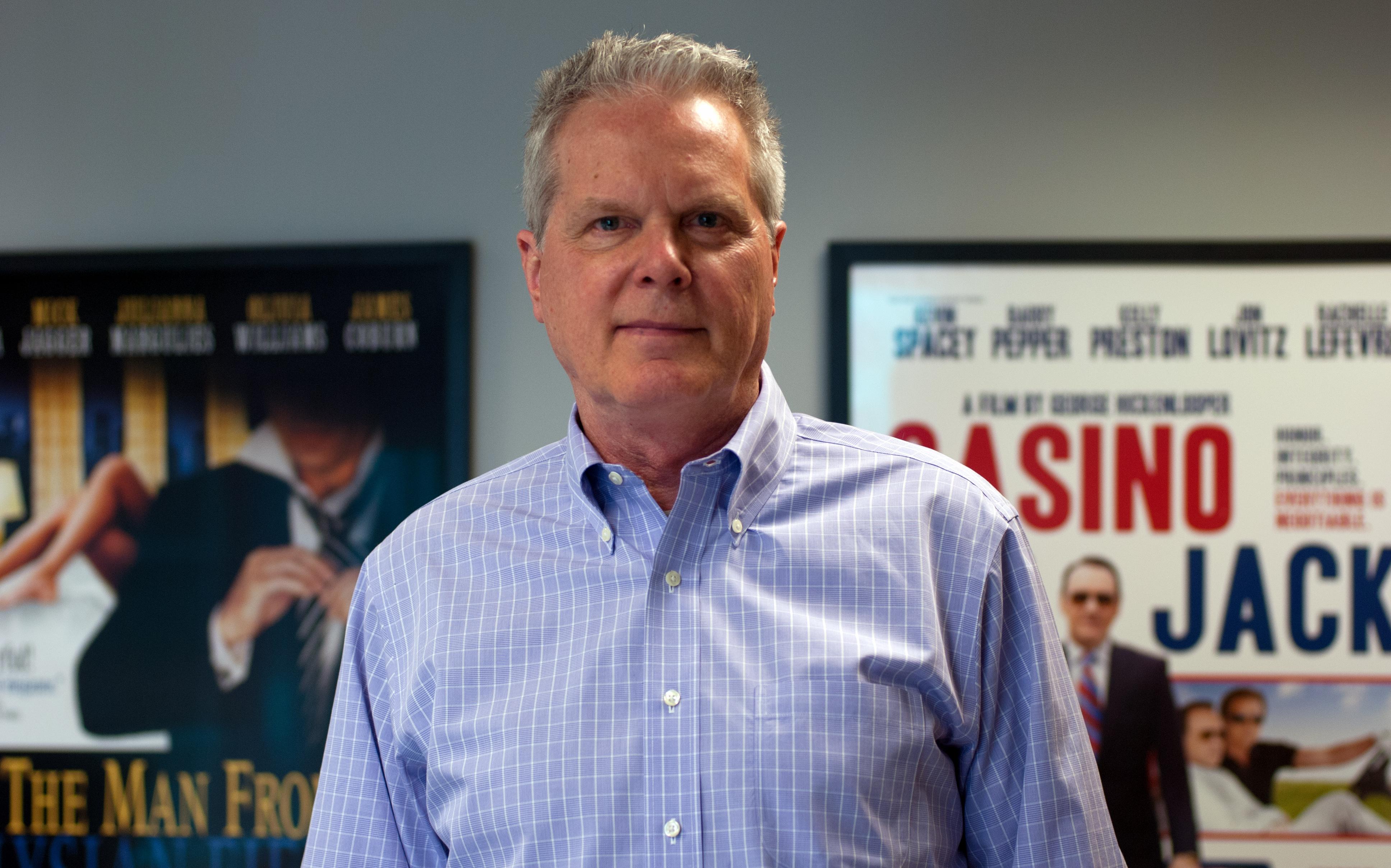 Photo: Colorado Film Commissioner Donald Zuckerman 2016 portrait