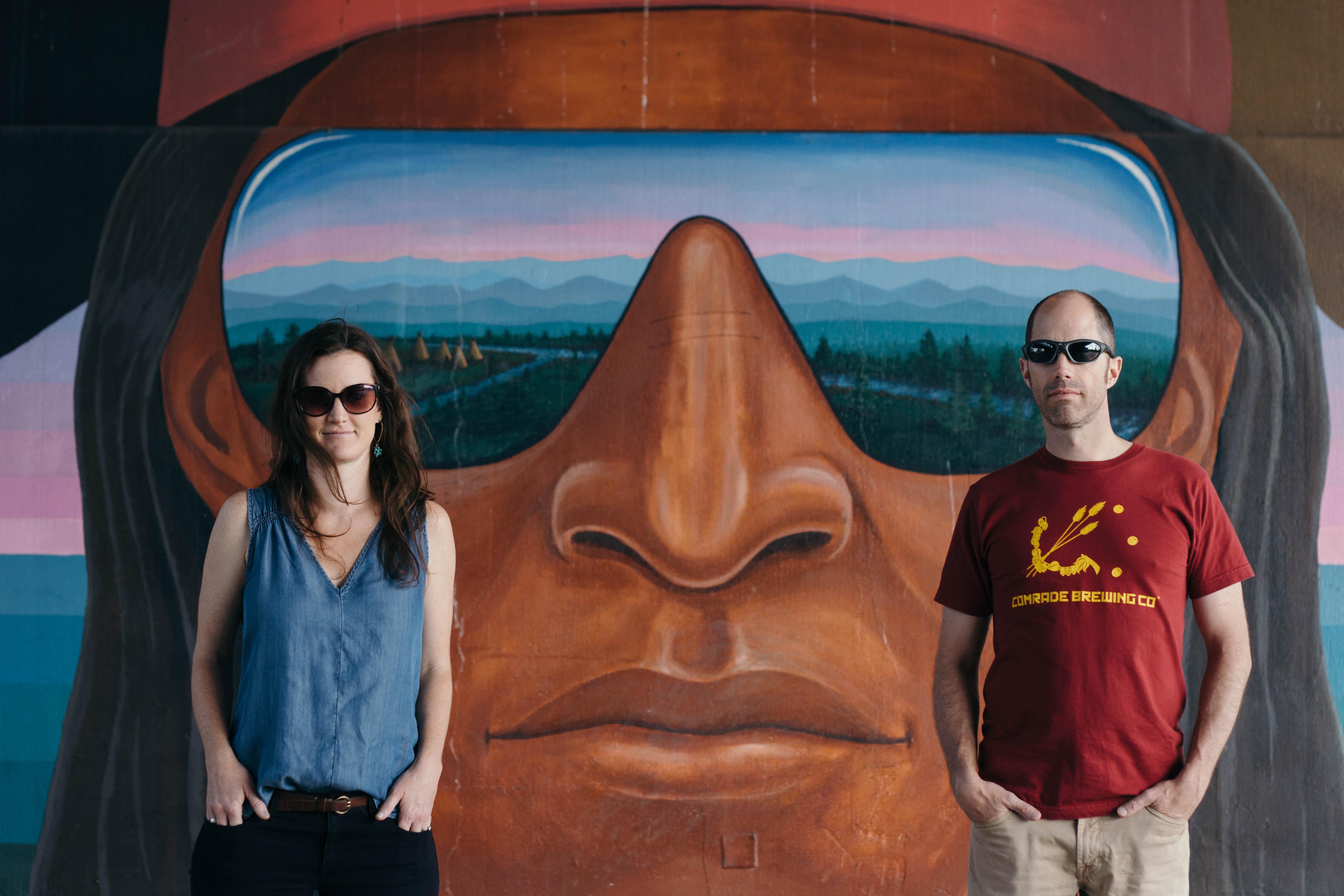 Photo: Martinez mural