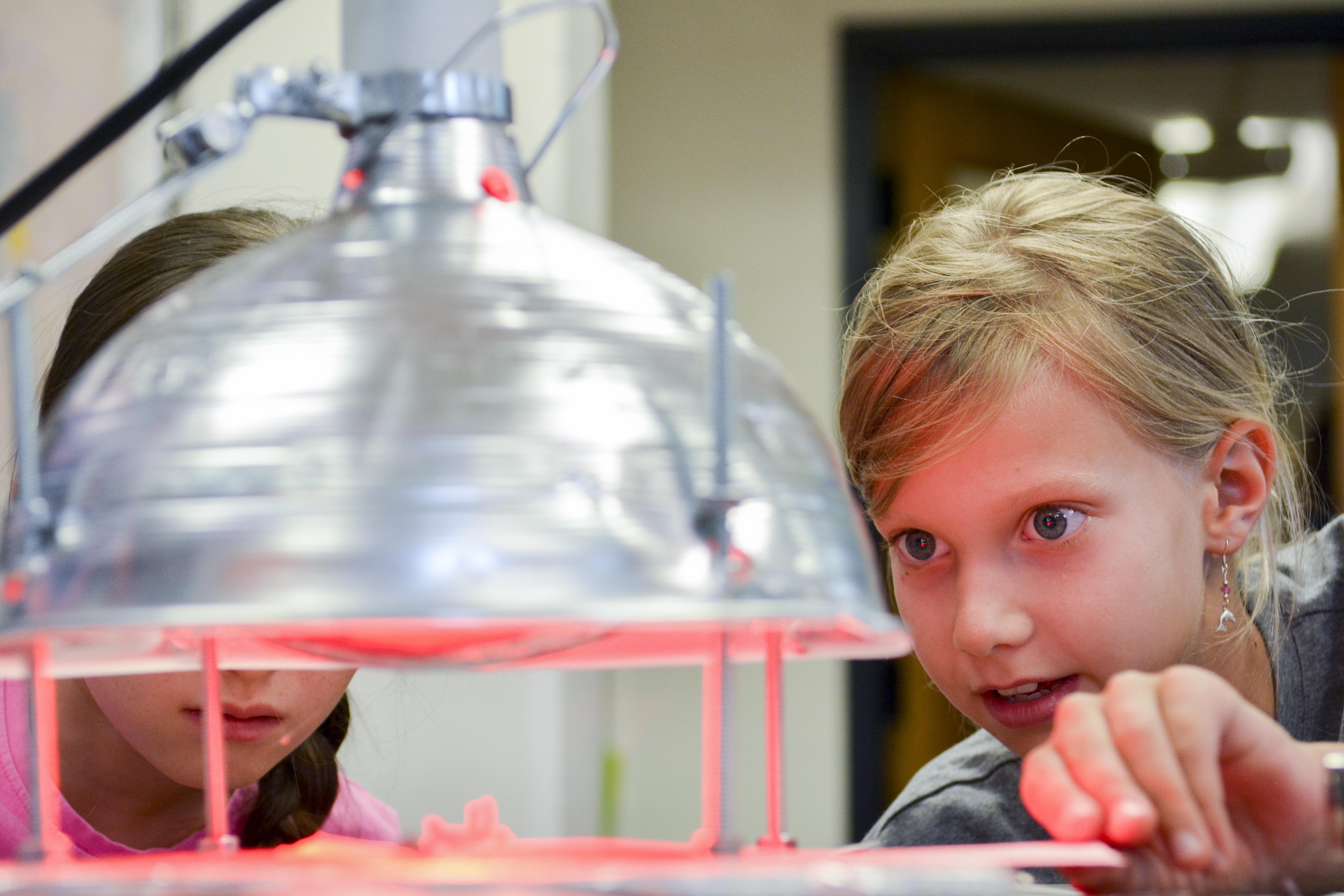 Photo: Boulder science camp 1