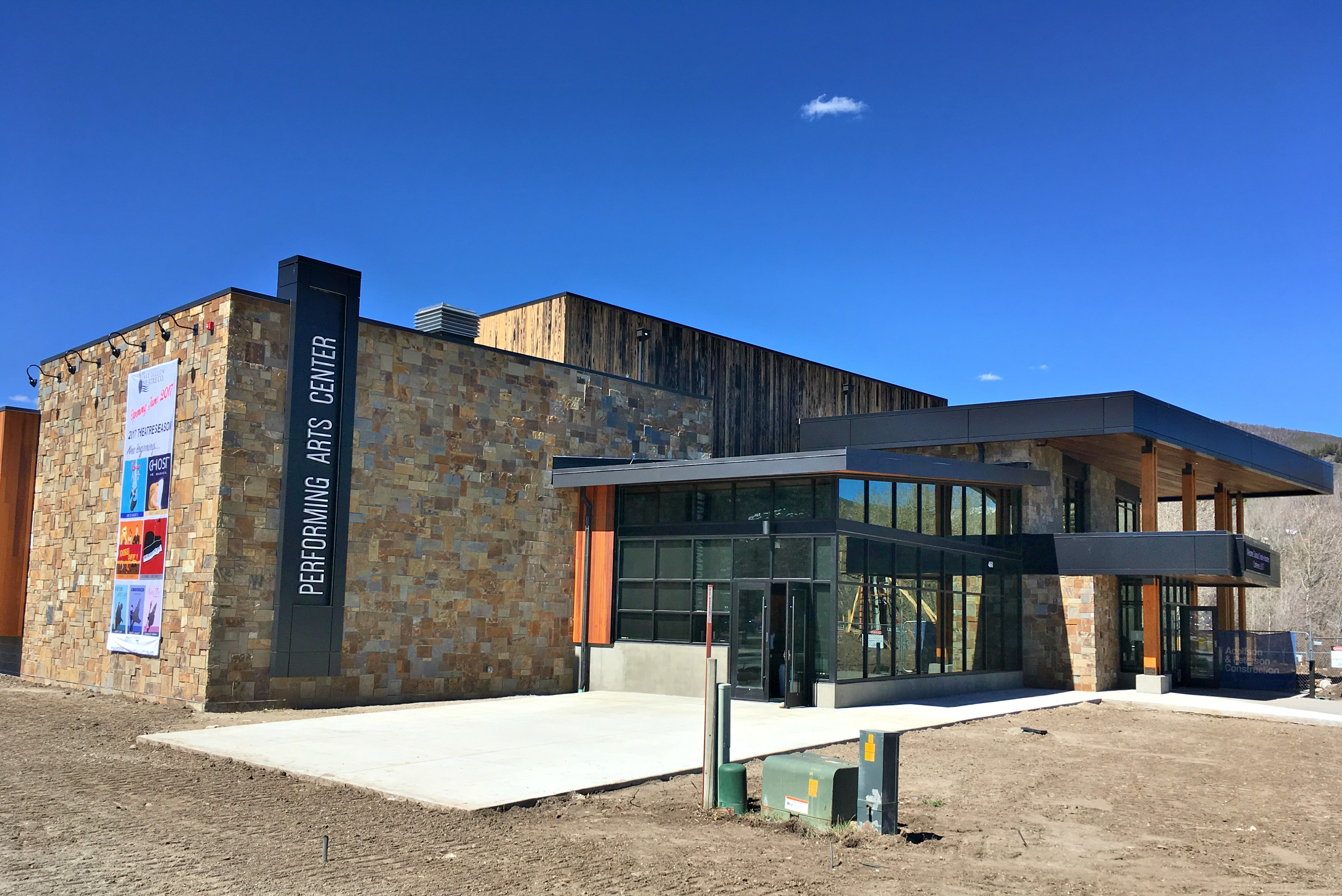 Photo: Silverthorne Performing Arts Center (Jones)