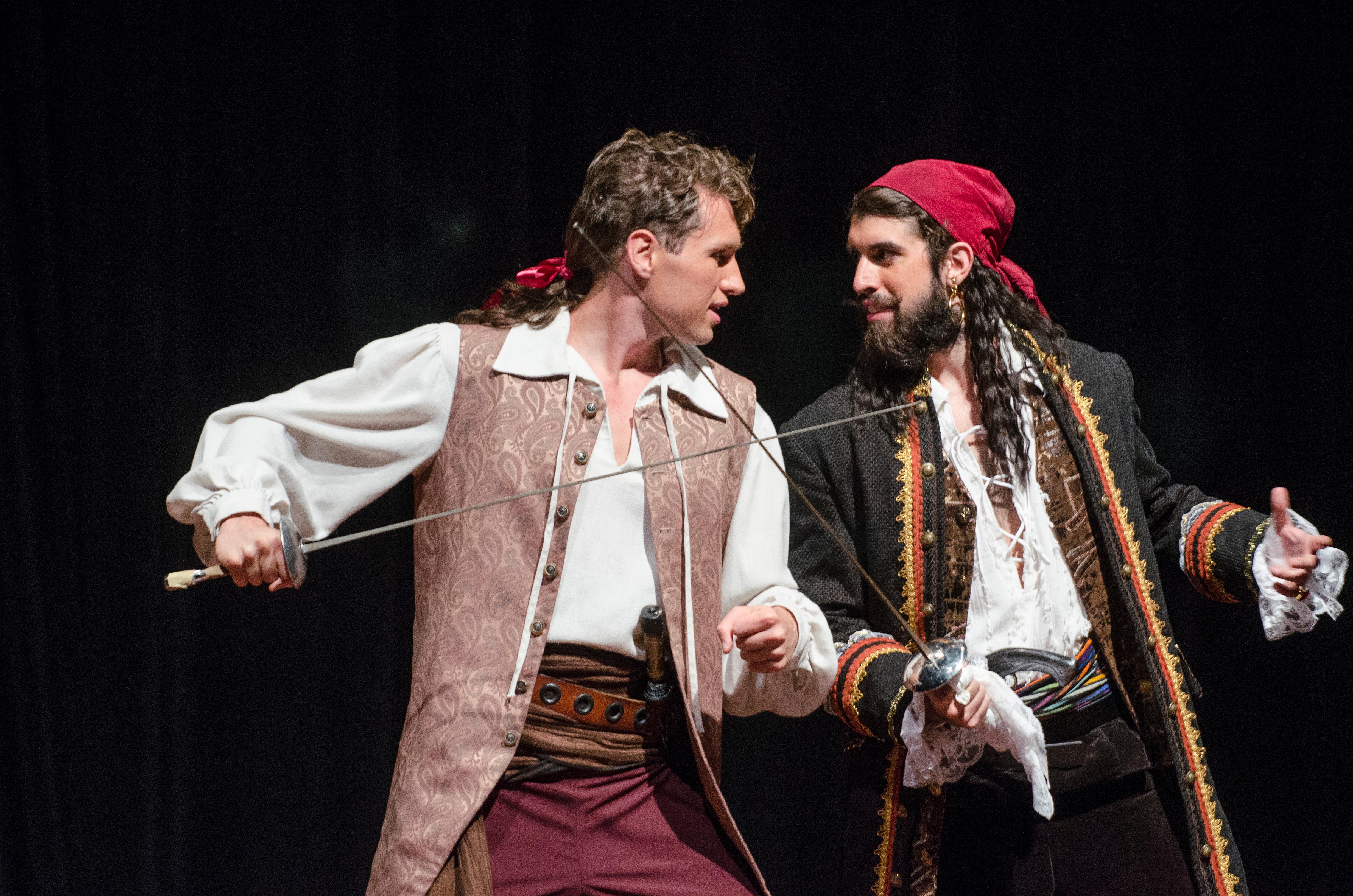 CU Boulder Pirates of Penzance