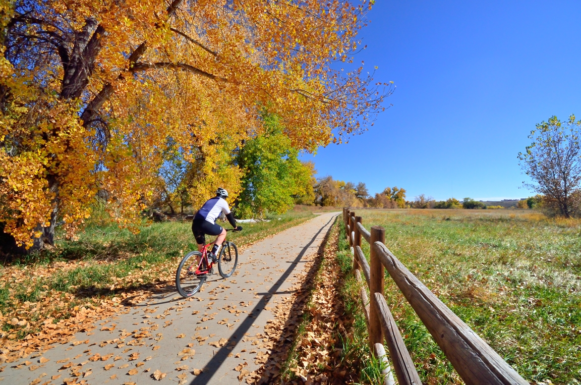 Photo: Fall colors in northern Colorado (Flickr/CC)