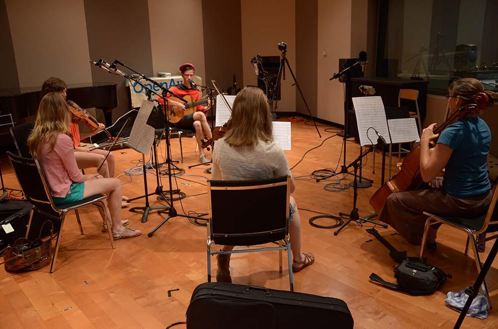 Princess Music at OpenAir