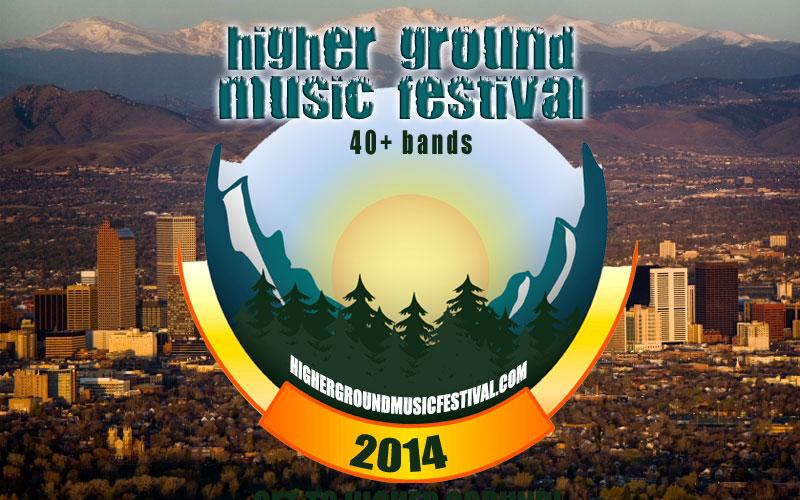 photo: Higher Ground Music Fest logo