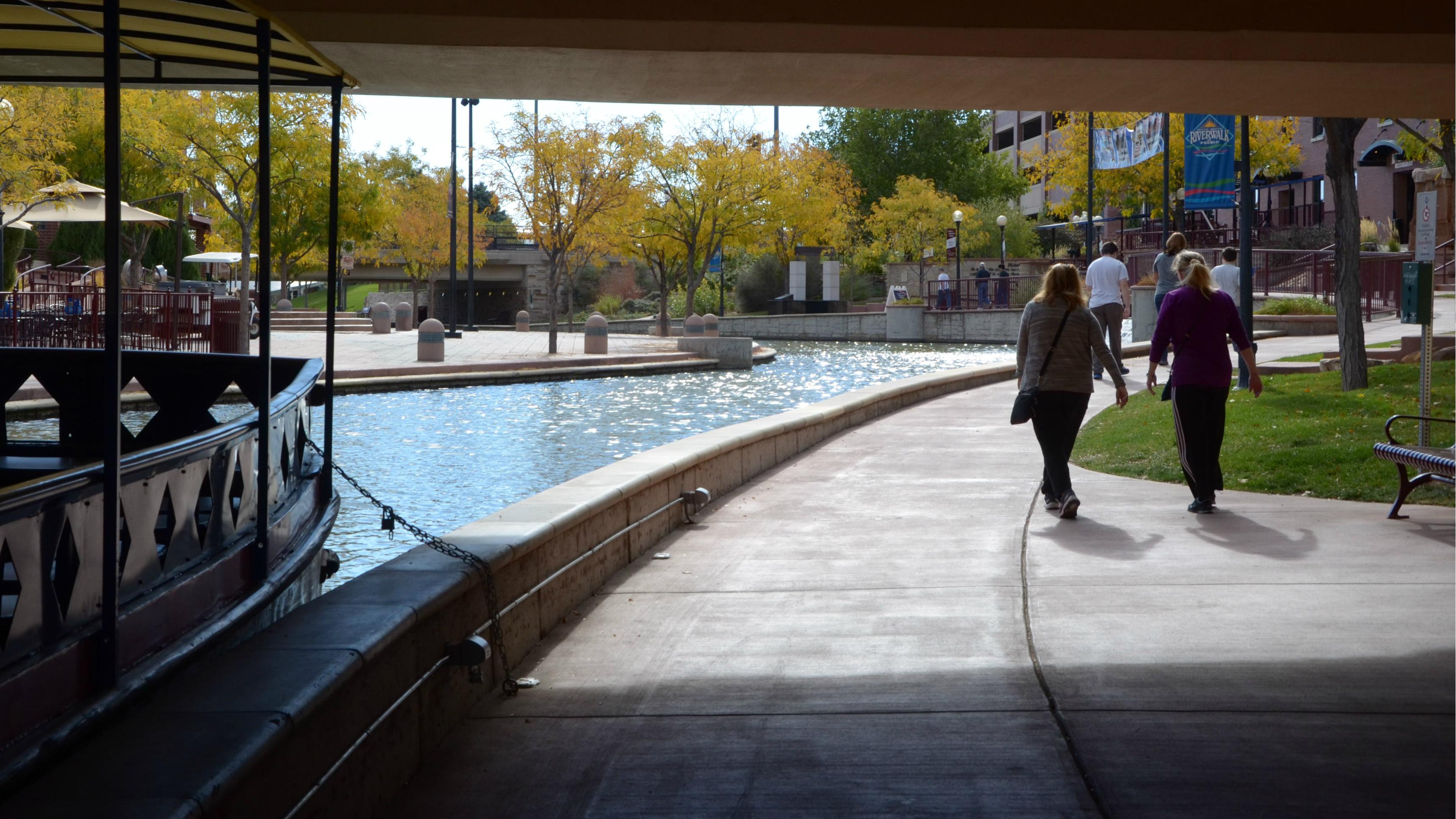 Photo: Pueblo Riverwalk