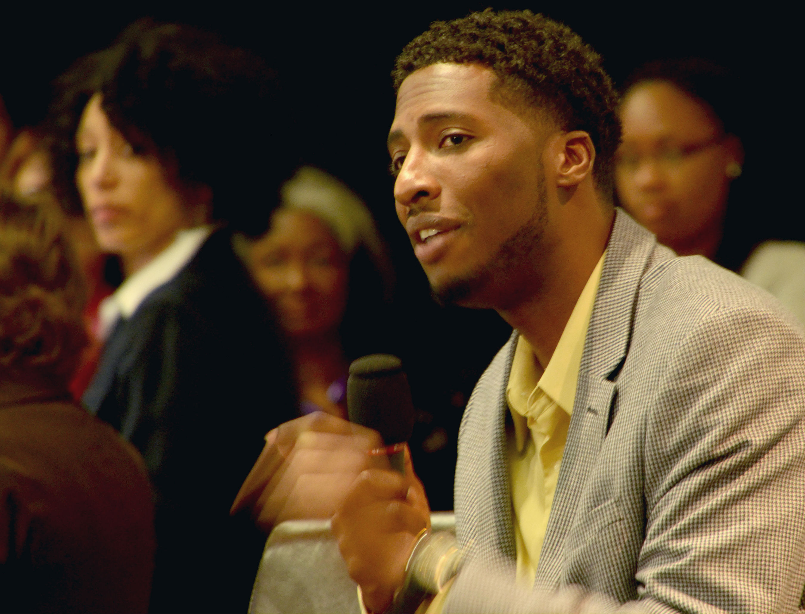 Pastor Anthony Grimes