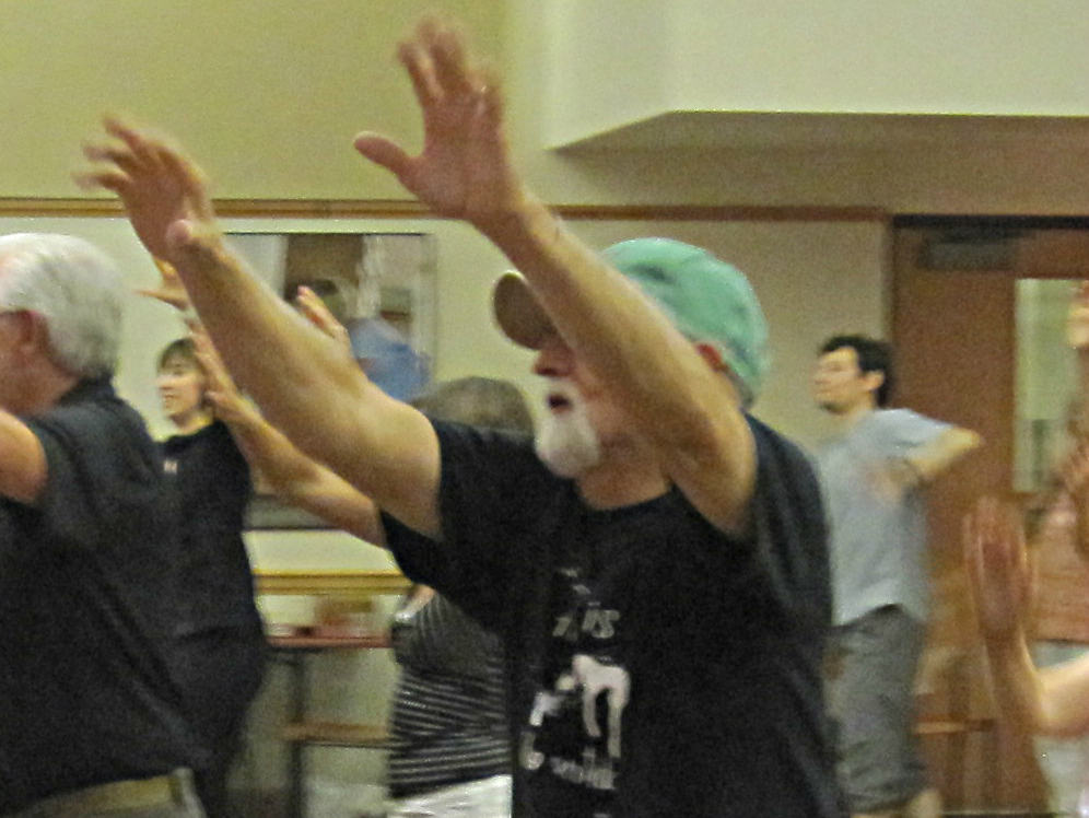 Photo: 'Reconnect With Your Body' Dance Class