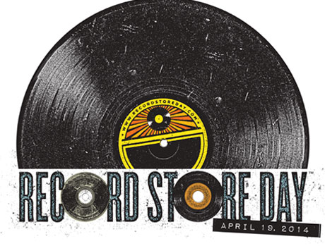 photo: Record Store Day 2014 logo