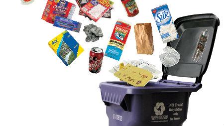 Photo: Recycle bin