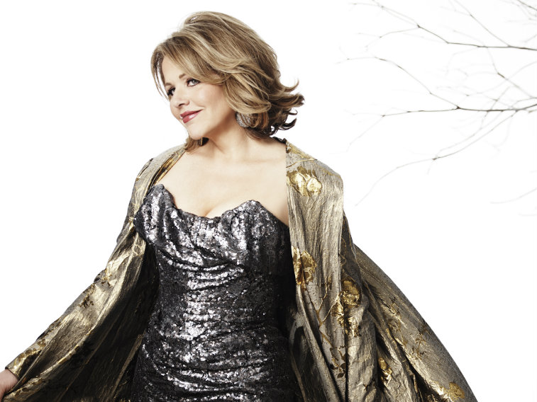 Photo: Renee Fleming, soprano 2