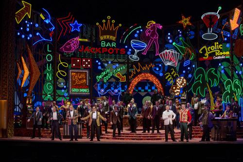 Image: Met Opera Rigoletto