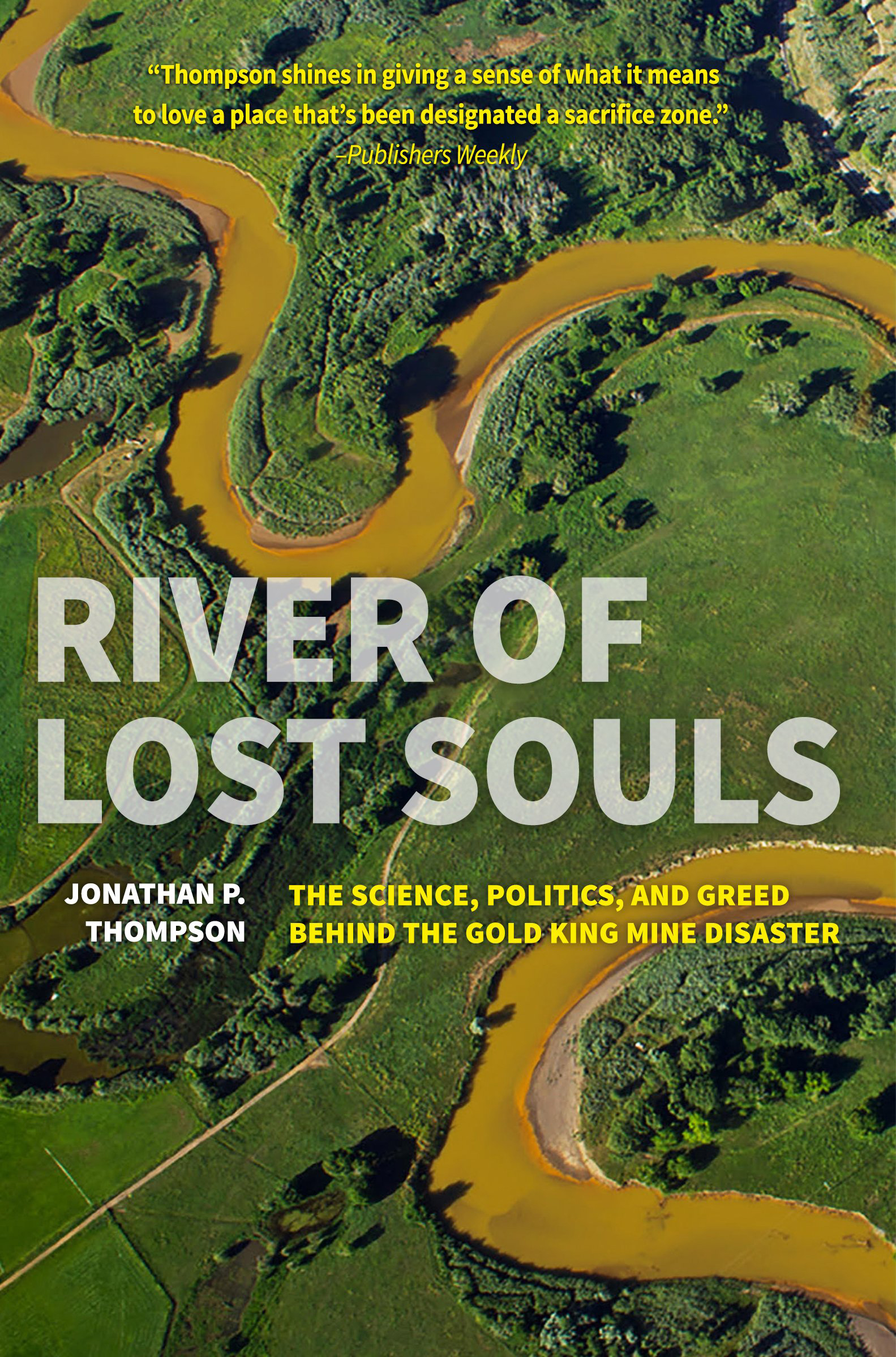 Photo: River Of Lost Souls Book