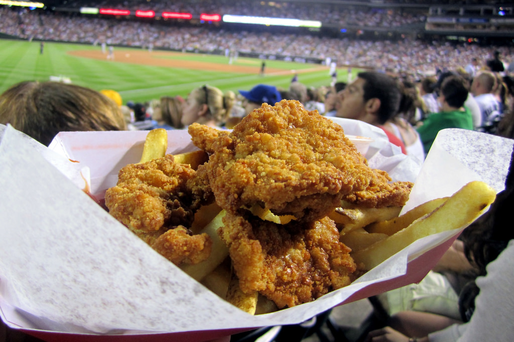 Photo: Rocky Mountain Oysters At Coors Field