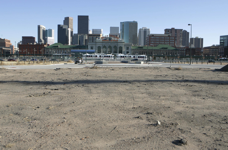 Photo: Undeveloped land near Union Station