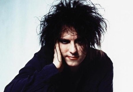 photo: Robert Smith of The Cure
