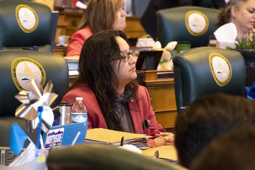 Photo: Rochelle Galindo legislature - Kevin J. Beaty