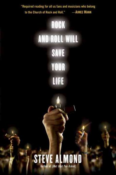 photo: Rock and Roll Will Save Your Life book cover