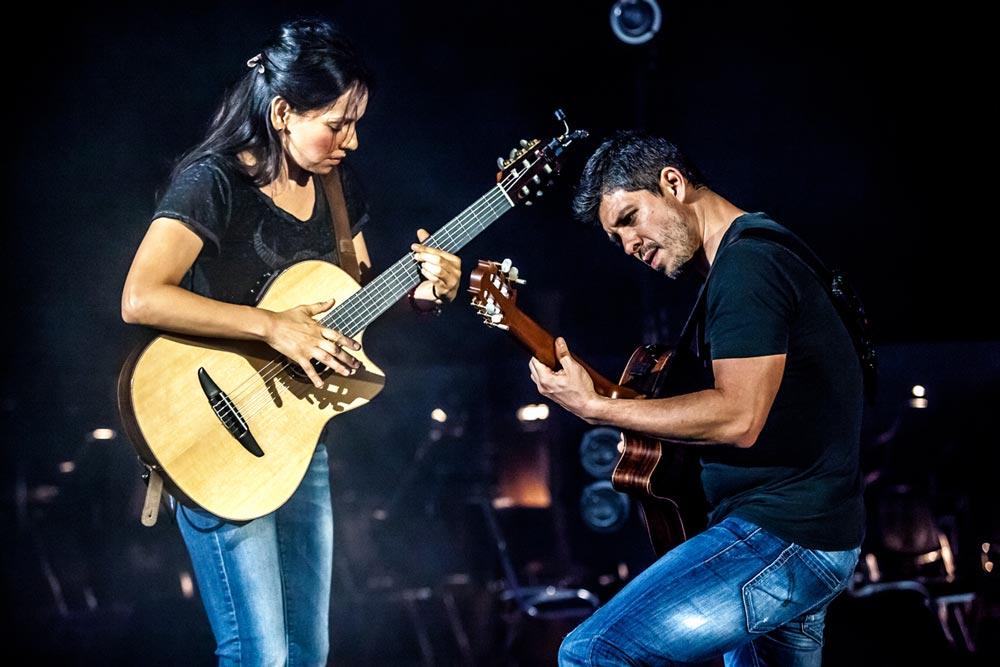 Photo: Rodrigo y Gabriela
