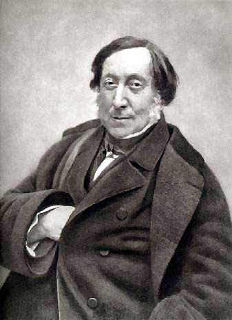 Photo: Gioachino Rossini