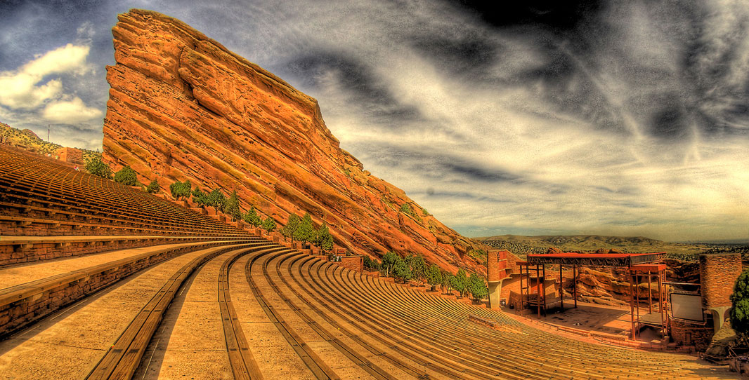 photo: Red Rocks stock