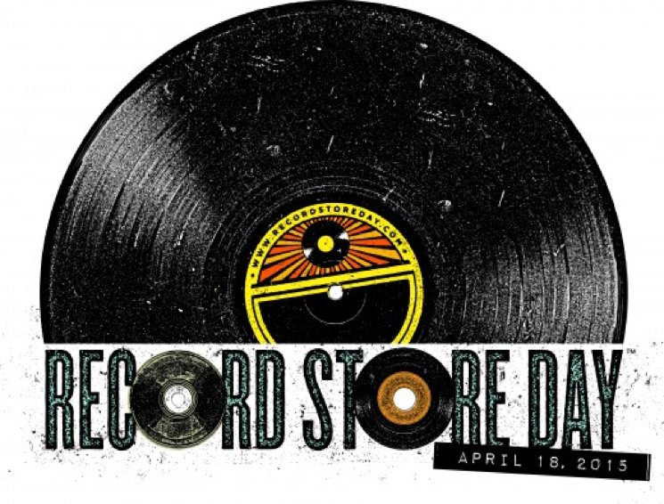 Photo: Record Store Day 2015 logo