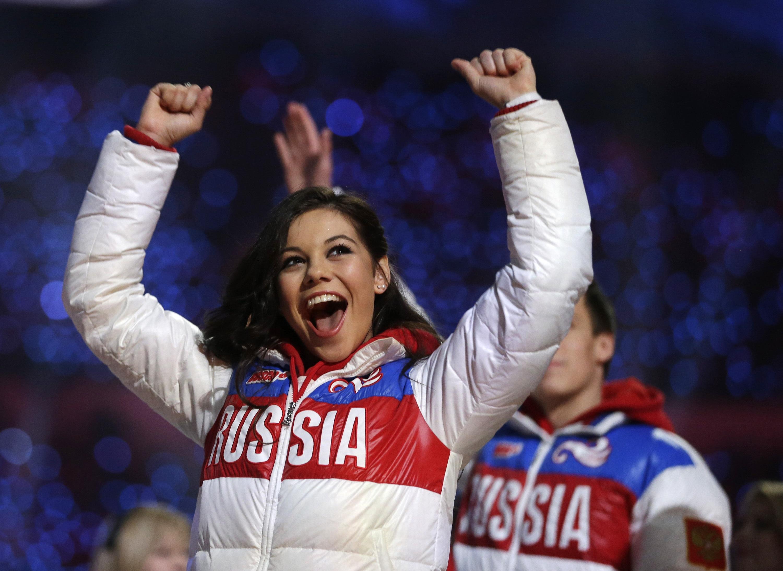Photo: Russian Olympic Ban