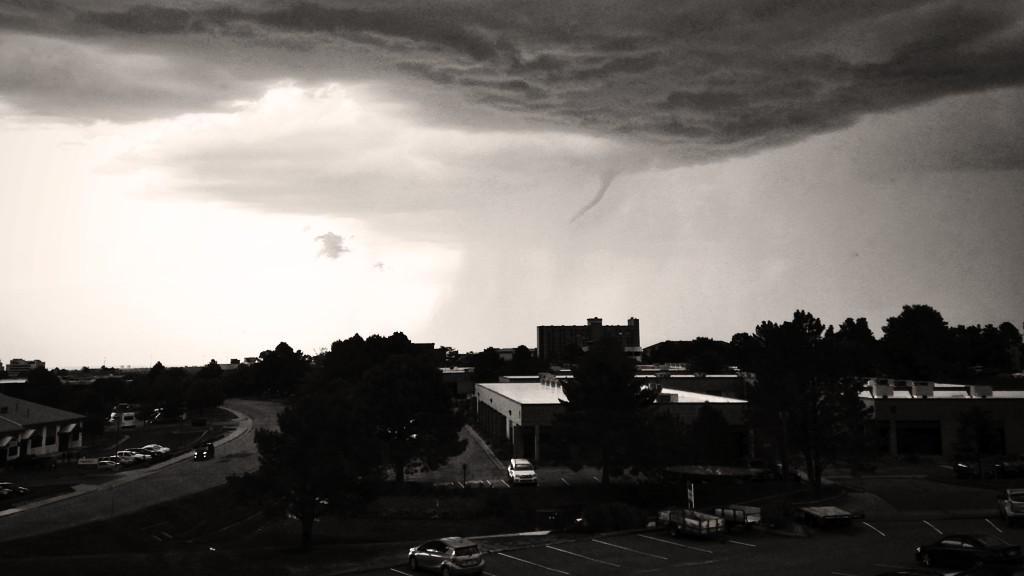 Photo: Centennial Funnel Cloud