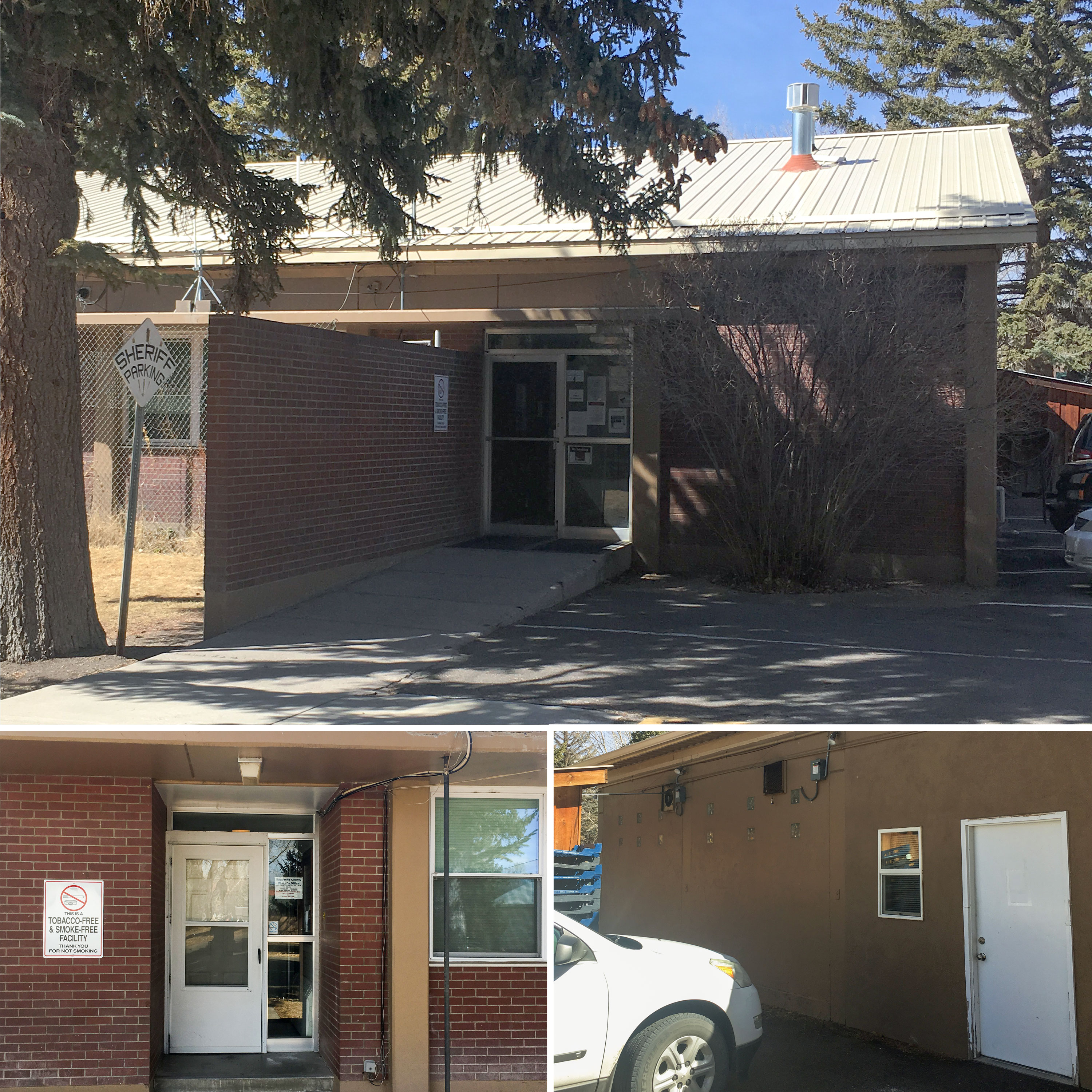 Photo: Saguache Jail 3 | County Jail Bldg - Courtesy