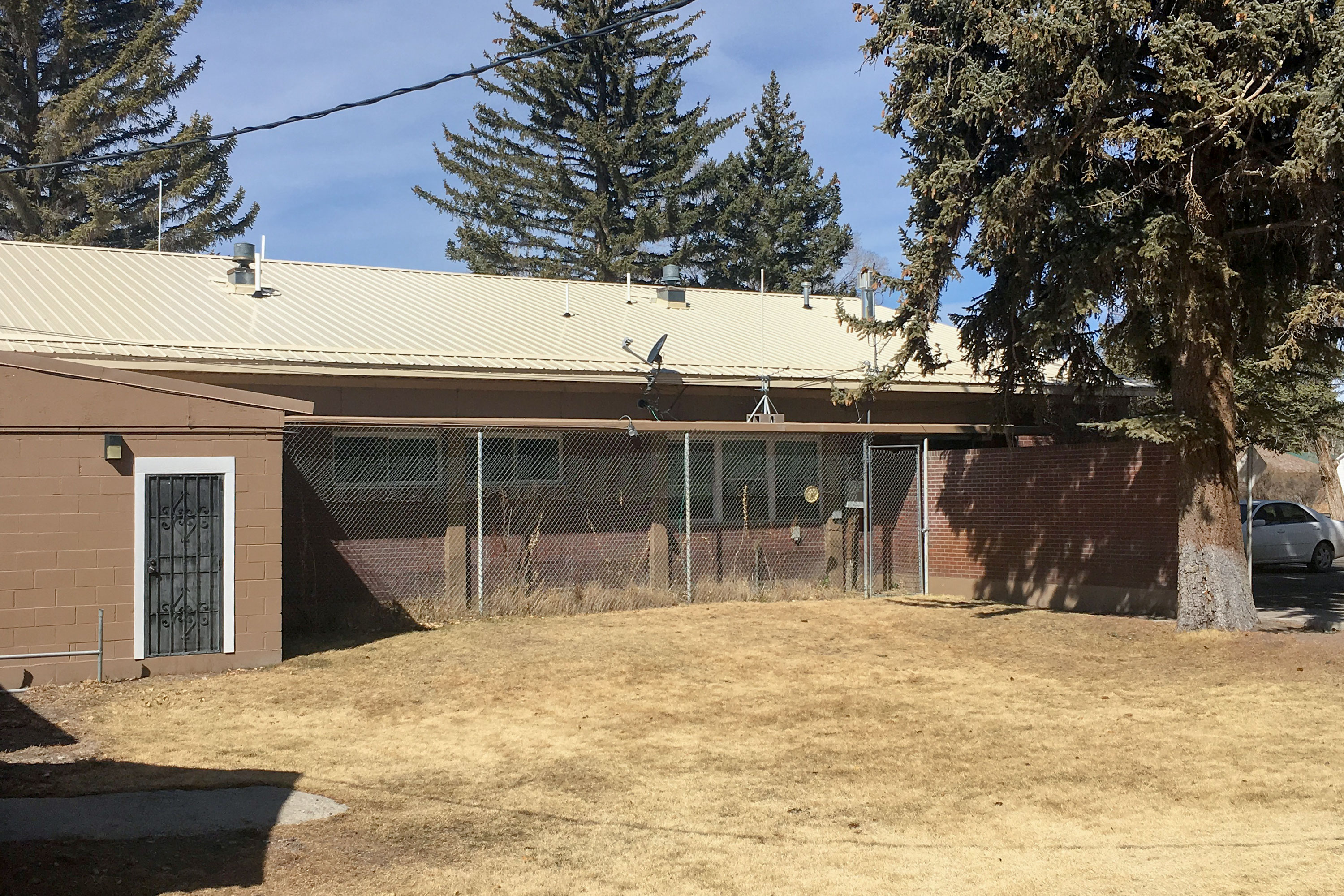 Photo: Saguache Jail 2 | County Jail Bldg - Courtesy