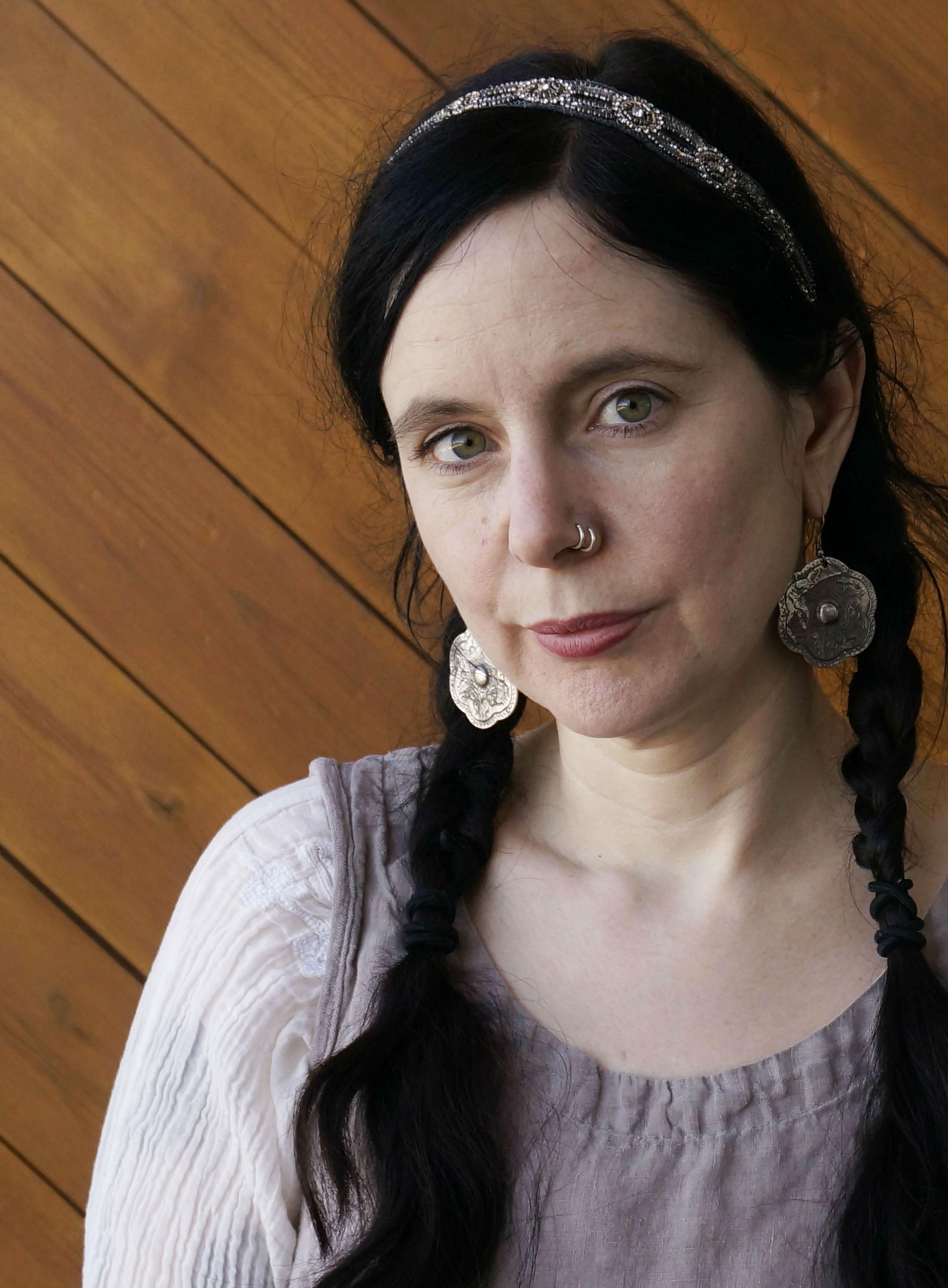 Photo: Boulder writer Sarah Elizabeth Schantz