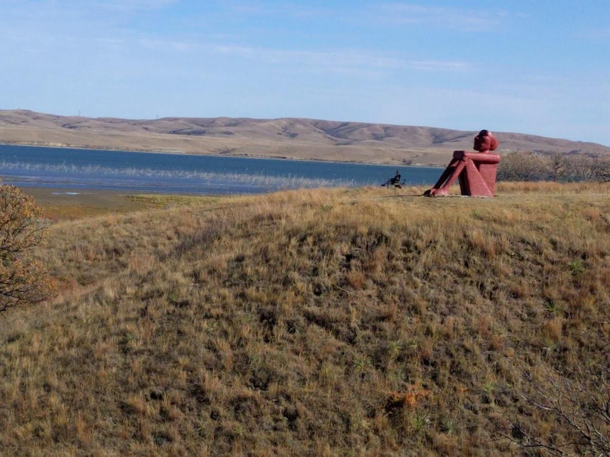 Standing Rock Sculpture