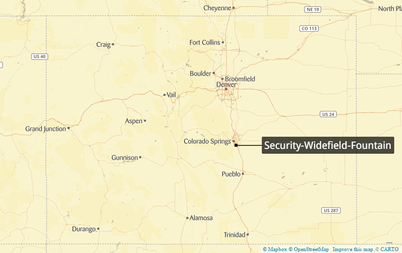 Map: Security-Widefield-Fountain