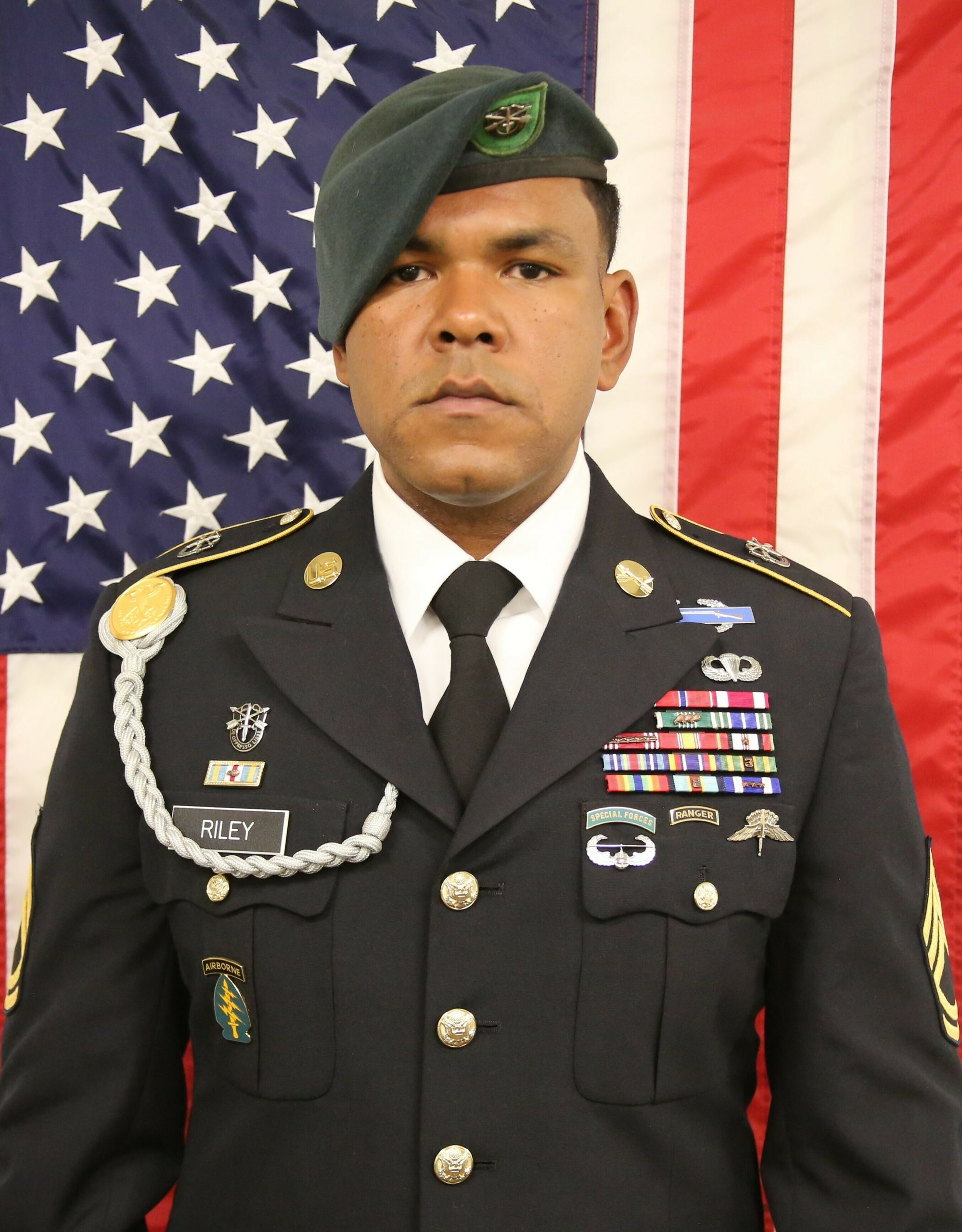 Master Sgt. Micheal B. Riley, 32, was killed Tuesday, June 25 by small arms fire while engaged in combat in Uruzgan Province, Afghanistan.