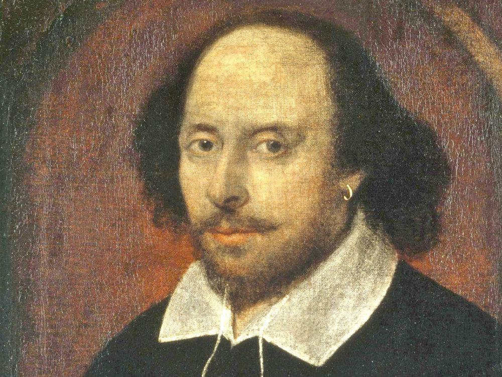 Image: William Shakespeare