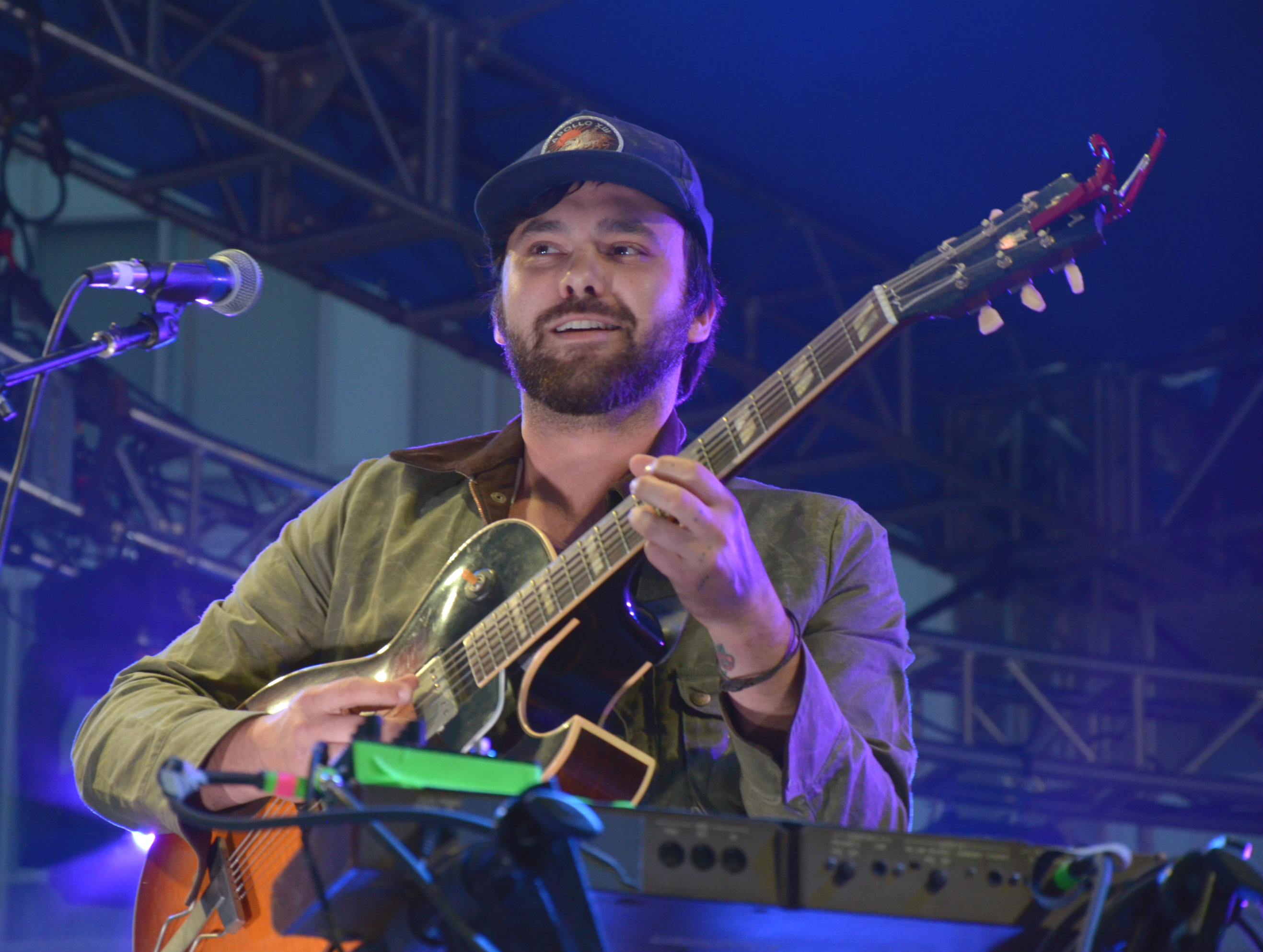 Photo: Shakey Graves at Westword Music Showcase 2