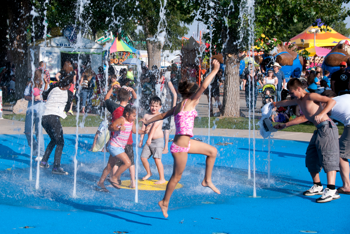 Photo: 2015 State Fair Fountain