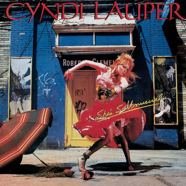 photo: Cyndi Lauper album cover