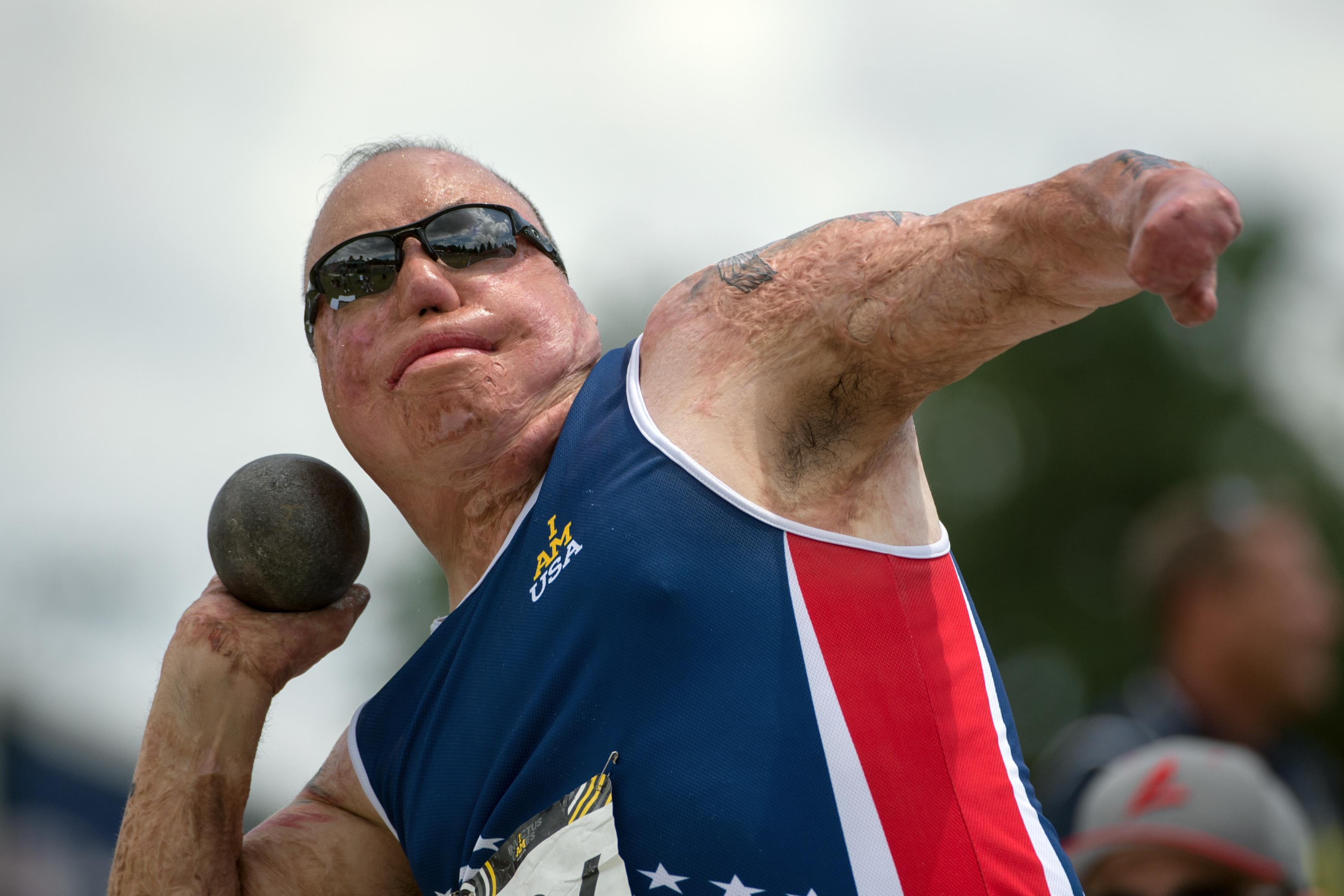 Photo: Del Toro Shot Put
