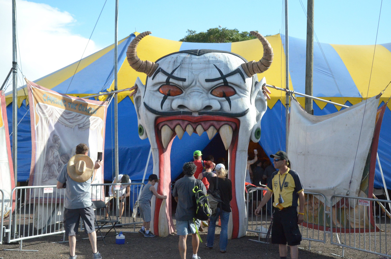 Photo: Riot Fest sideshow 2016